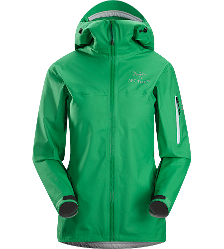 Tecto FL Jacket Women's Our lightest and most breathable waterproof GORE-TEX rain jacket in our product line-up. Designed with a minimalist feature set; ideal for emergency wet weather protection