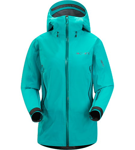 Tempest Jacket Women's Waterproof, lightly insulated, women-specific jacket, designed for use on the ski hill.