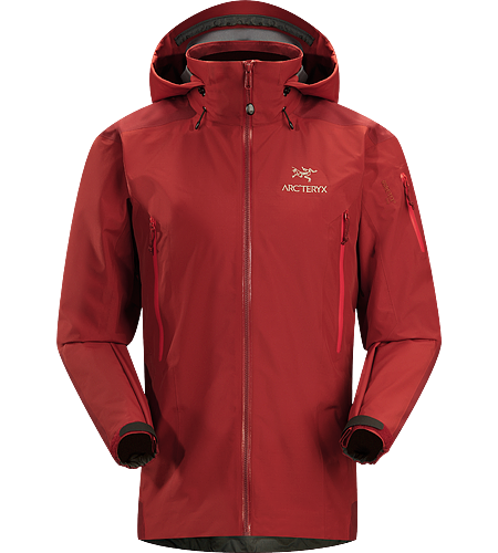 Theta AR Jacket Men's Lightweight and versatile GORE-TEX® jacket, features a tall collar with a Drop Hood™.