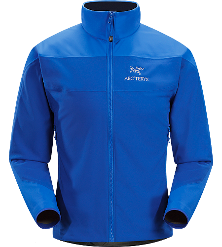 Venta AR Jacket Men's Windproof, breathable, lightly insulated softshell jacket for active use on frigid days.