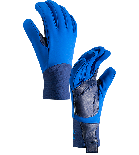 Venta LT Glove Lightweight, windproof, breathable gloves with light insulation. Ideal for high-output aerobic activities in cooler conditions