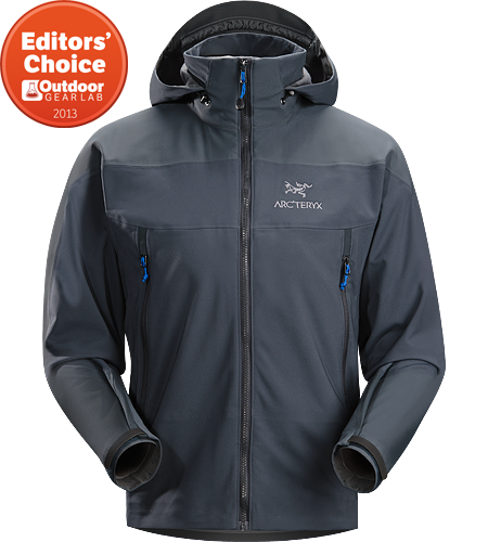 Venta SV Jacket Men's Windproof, breathable, lightly insulated softshell jacket for active use on frigid days.