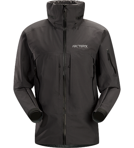 Vertic Jacket Men's Waterproof, breathable and durable jacket designed for big mountain and on/off piste skiing and riding. Patterned for easy layering and designed with ample pocket storage