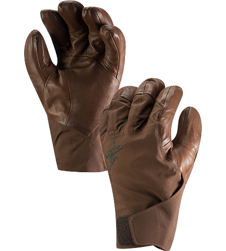 Vertic SV Glove Men's Newly redesigned with enhanced textile and feature set. Anatomically superior, advanced waterproof GORE-TEX® glove, engineered using our new Tri-Dex™ Technology; Ideal for use in the backcountry.