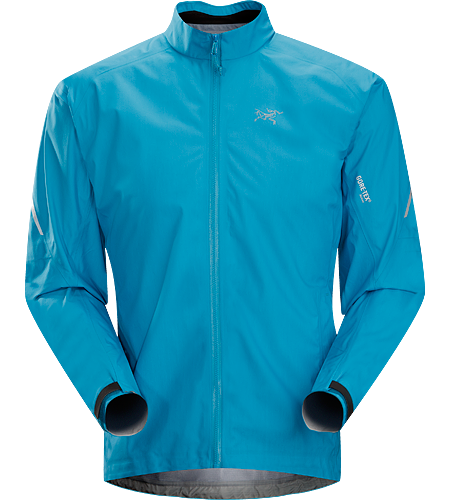 Visio FL Jacket Men's Super lightweight, waterproof, breathable jacket constructed using new GORE-TEX® Active Shell textile for ultimate waterproof protection during fast moving activities.