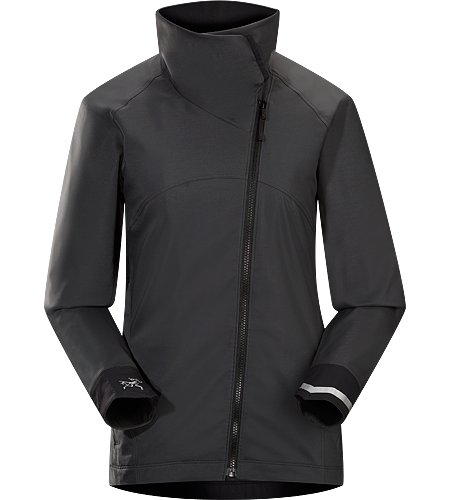 A2B Commuter Jacket Women's Water repellent, wind resistant softshell jacket for everyday living and urban commuting.