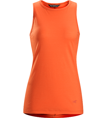 A2B Tank Women's Versatile performance wool/poly knit tank for everyday living and urban commuting