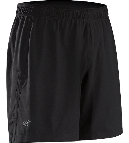 Adan Short Men's Super lightweight, quick-drying, performance running shorts with built in brief; ideal for a range of aerobic pursuits.