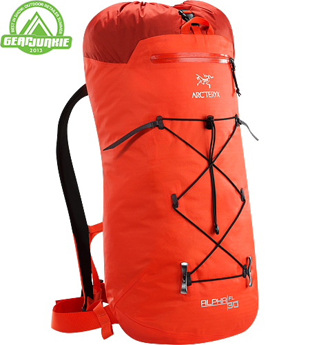 Alpha FL 30 <strong>Alpha Series: Climbing and alpine focused systems | FL: Fast and Light. </strong> Ultralight and highly weather resistant 30 litre climbing pack suited to fast and light alpine, ice and rock routes.