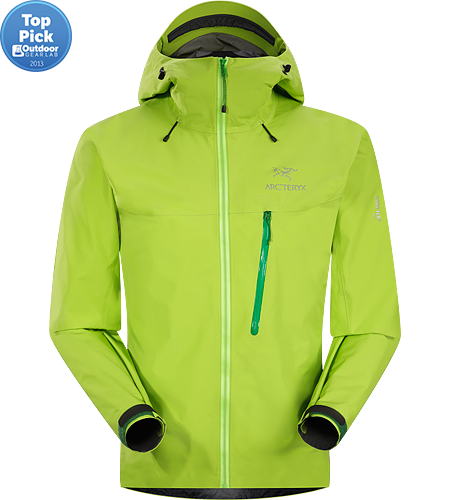 Alpha FL Jacket Men's <strong>Alpha Series: Climbing and alpine focused systems | FL: Fast and Light. </strong>Fully waterproof, minimalist jacket designed for fast and light alpine adventures. Built using GORE-TEX® Pro 3L with supple yet durable N40p-X face fabric.
