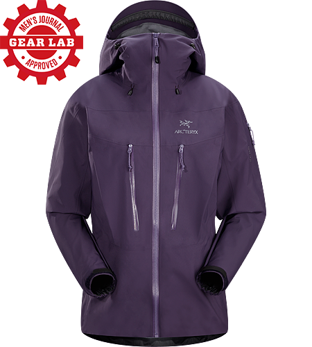 Alpha SV Jacket Women's <strong>Alpha Series: Climbing and alpine focused systems | SV: Severe Weather. </strong>The most durable GORE-TEX® Pro jacket for severe alpine environments with N80p-X face fabric and features for climbers and alpinists
