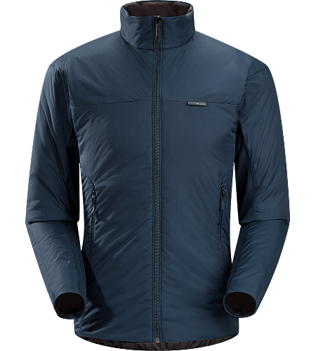 Aphix Jacket Men's Lightweight insulated jacket that stands alone or works as a mid layer.