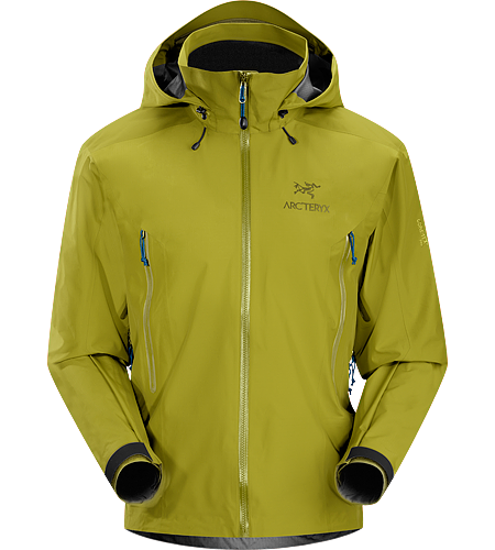 Beta AR Jacket Men's Beta Series: All-round mountain apparel | AR: All-Round. Lightweight & packable, waterproof GORE-TEX® Pro jacket;  Hip length with a helmet compatible DropHood™