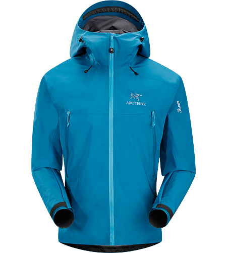 Beta LT Jacket Men's Beta Series: All-round mountain apparel | LT: Lightweight. Lightweight, waterproof/breathable jacket made from GORE-TEX® Pro with supple yet durable N40p-X face fabric