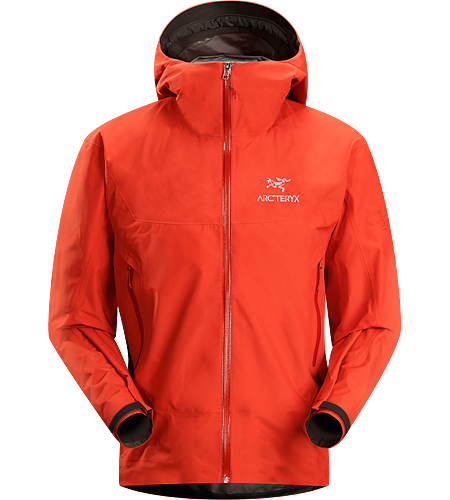 Beta SL Jacket Men's Beta Series: All-round mountain apparel | SL: Super Light. Super lightweight, packable, waterproof GORE-TEX® PacLite® jacket designed for take-along emergency storm protection for hikers.