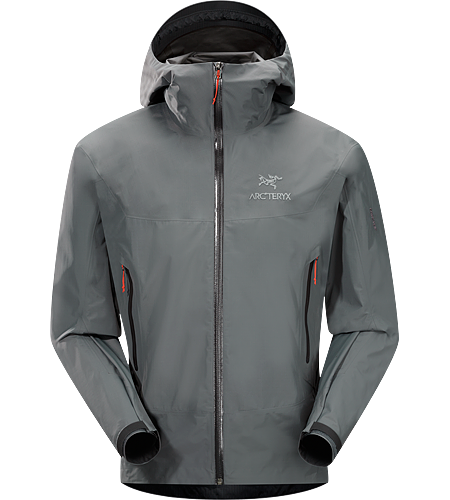 Beta SL Jacket Men's <strong>Beta Series: All-round mountain apparel | SL: Super Light. </strong>Super lightweight, packable, waterproof GORE-TEX® PacLite® jacket designed for take-along emergency storm protection for hikers.