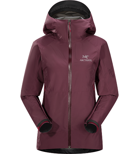Beta SL Jacket Women's Beta Series: All-round mountain apparel | SL: Super Light. Super lightweight, packable, waterproof GORE-TEX® PacLite® jacket designed for take-along emergency storm protection for hikers.