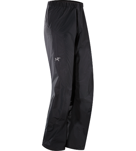 Beta SL Pant Men's <strong>Beta Series: All-round mountain apparel | SL: Super Light. </strong>Lightweight, packable, waterproof and breathable GORE-TEX® pant, designed for maximum mobility. Designed for take-along emergency use when the weather takes a turn for the worse.