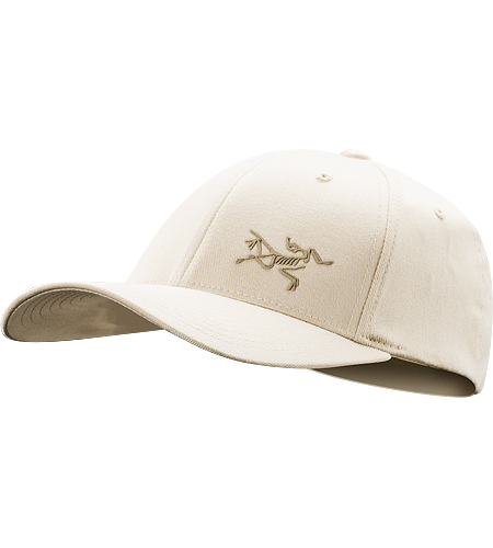 Bird Cap A low profile cap with a rubberized Bird logo on the front and FlexFit® construction