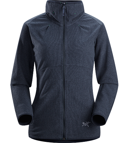 Caliber Cardigan Women's Athletic fit cardigan with generous length for added comfort.