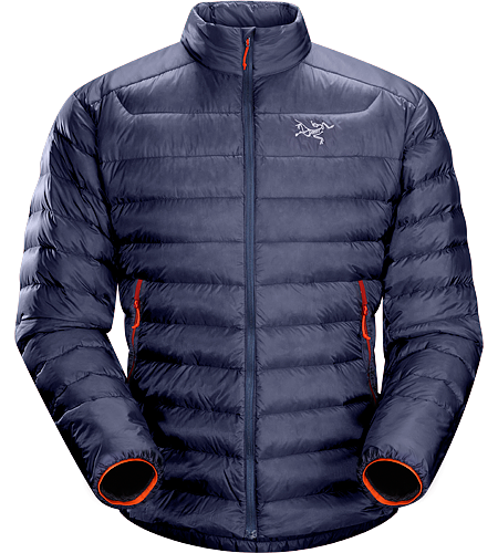 Cerium LT Jacket Men's <strong>Down Series: Down insulated garments | LT: Lightweight. </strong>The lightest down piece in this collection. Streamlined, lightweight down jacket filled with 850 white goose down. This backcountry specialist jacket is intended primarily as a mid layer in cool, dry conditions.