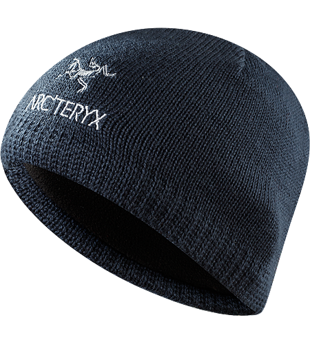 Classic Beanie 100% wool beanie with embroidered logo