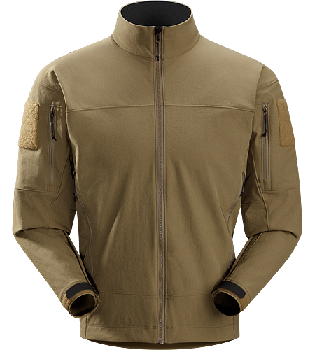 Combat Jacket Men's Non-insulated, this BDU alternative is our lightest weight softshell that dries quickly and breathes well during exertion.