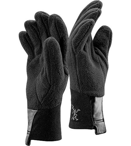 Delta AR Glove <div class='outdoormbdata'><strong>Delta Series: Mid layer fleece | AR: All-Round. </strong>Breathable, insulated glove; Ideal for use as a warm insulation layer, or on their own on cold dry days.</div><div class='leafmbdata'>Made with a pill resistant hi-loft fleece shearling, these breathable gloves can be used on their own on cold dry days or as a warm insulation layer under protective shells.</div>