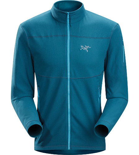 Delta LT Jacket Men's Delta Series: Mid layer fleece | LT: Lightweight. Lightweight, breathable mid-layer fleece jacket