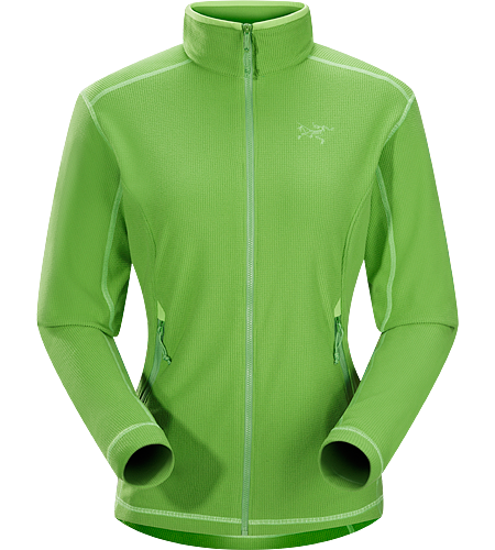 Delta LT Jacket Women's Delta Series: Mid layer fleece | LT: Lightweight. Lightweight, breathable mid-layer fleece jacket