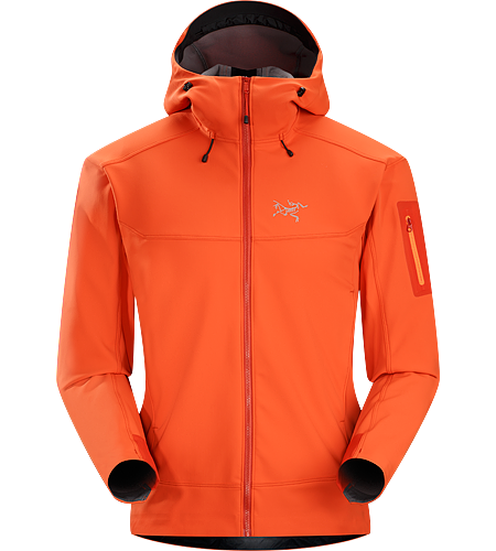 Epsilon LT Hoody Men's <strong>Epsilon Series: Abrasion resistant mid layer fleece | LT: Lightweight. </strong>Moderate warmth mid layer hoody with good air permeability and the durable woven face of a softshell.