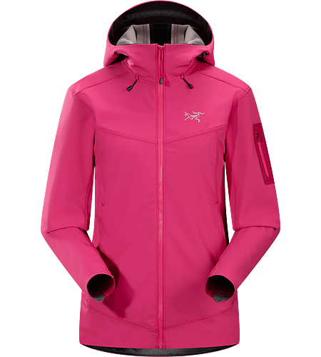 Epsilon LT Hoody Women's <strong>Epsilon Series: Abrasion resistant mid layer fleece | LT: Lightweight. </strong>Moderate warmth mid layer hoody with good air permeability and the durable woven face of a softshell.