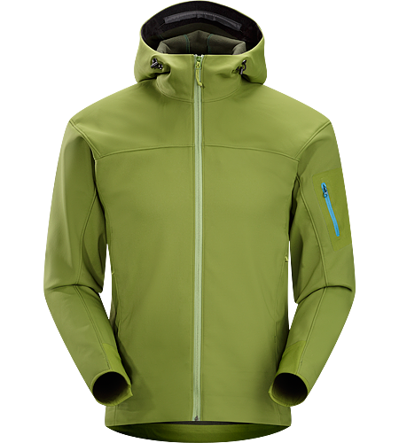 Epsilon SV Hoody Men's Epsilon Series: Abrasion resistant mid layer fleece | SV: Severe Weather. Medium-weight, highly breathable Hardfleece hoody.