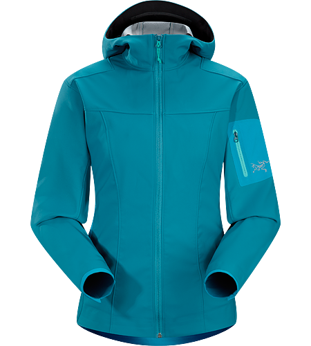 Epsilon SV Hoody Women's Epsilon Series: Abrasion resistant mid layer fleece | SV: Severe Weather. Medium-weight, highly breathable Hardfleece hoody.
