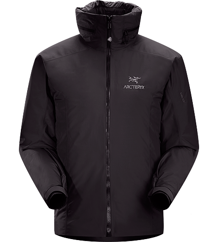 Fission AR Jacket Men's Fission Series: Insulated weatherproof outerwear | AR: All-Round. Insulated, waterproof hardshell jacket with Stow Hood™ and GORE-TEX® Pro fabric with a softer face and Coreloft™ insulation.