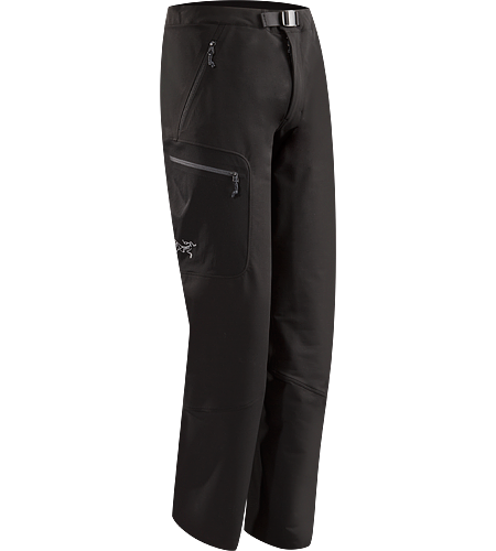 Gamma AR Pant Men's Gamma Series: Softshell outerwear with stretch | AR: All-Round. Durable, breathable, wind and moisture resistant pant, designed for alpine climbing.