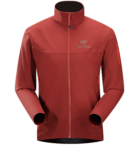 Gamma LT Jacket Men's Gamma Series: Softshell outerwear with stretch | LT: Lightweight. Durable and breathable, wind and moisture resistant softshell jacket for everyday use.