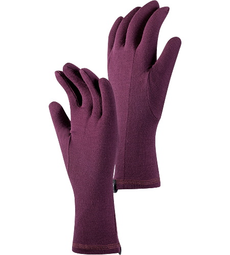 Gothic Glove <div class='outdoormbdata'>Lightweight, base layer glove; Ideal as a layering system for additional warmth</div><div class='leafmbdata'>A thin wool liner glove that fits closely, the Gothic can also be worn as an outer glove because of wool's ability to remain warm when wet.</div>