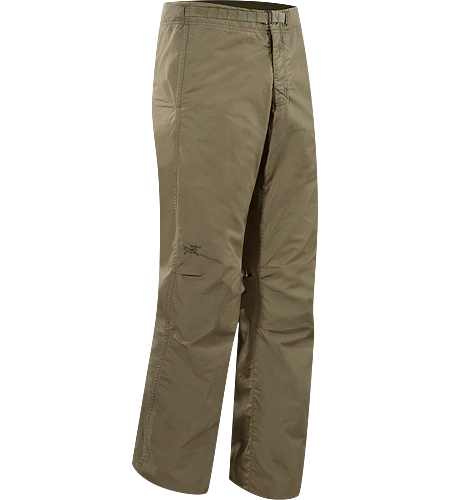 Grifter Pant Men's Relaxed fitting climbing-inspired pant with a soft yet durable cotton/nylon canvas fabric that stands up to extended use
