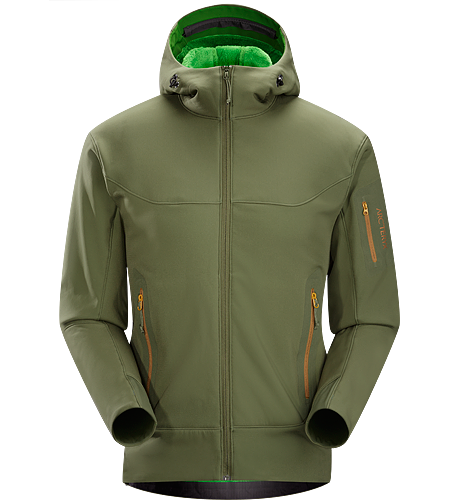 Hyllus Hoody Men's <strong>Hyllus Series: Abrasion resistant, high-loft Hardfleece. </strong>Formerly known as the Hercules Hoody. Ideal as mid-layer insulation; pill-free, highly breathable, high-loft, insulated hoody