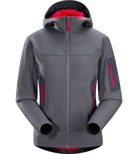 Hyllus Hoody Women's <strong>Hyllus Series: Abrasion resistant, high-loft Hardfleece. </strong>Formerly known as the Hercules Hoody. Ideal as mid-layer insulation; pill-free, highly breathable, high-loft, insulated hoody