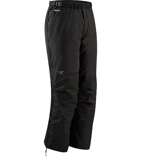 Kappa Pant Men's <strong>Kappa Series: Insulated wind resistant outerwear. </strong>Highly insulated, windproof, breathable pants constructed with WINDSTOPPER® fabric with a softer face; ideal for active pursuits in freezing weather.