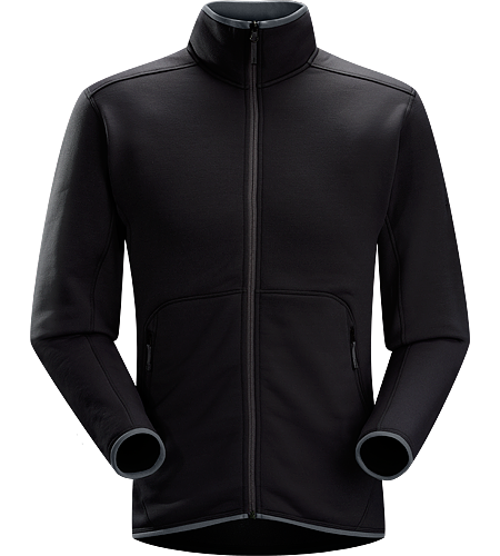 Lorum Jacket Men's Low profile, technical jacket is an excellent mid-layer for hard working days.