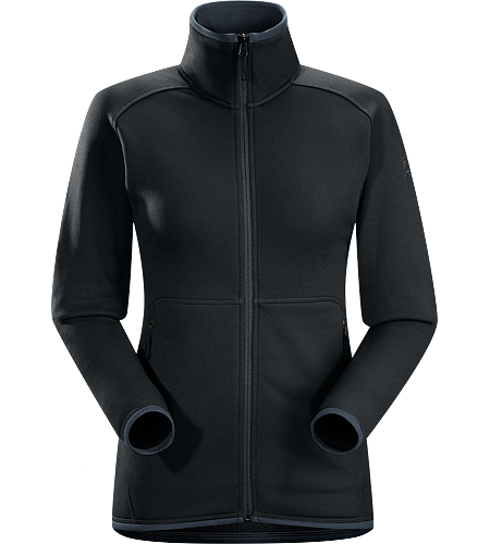 Maeven Jacket Women's Lightweight, low profile, technical mid-layer, full zip jacket; ideal for hard working days on the hill.