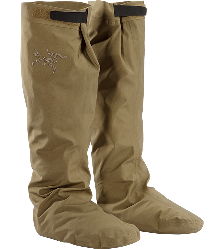 Mattock Drysock LT An integrated sock and gaiter in one piece, the Drysock can be worn repeatedly inside a boot, eliminating the need for extra footwear.