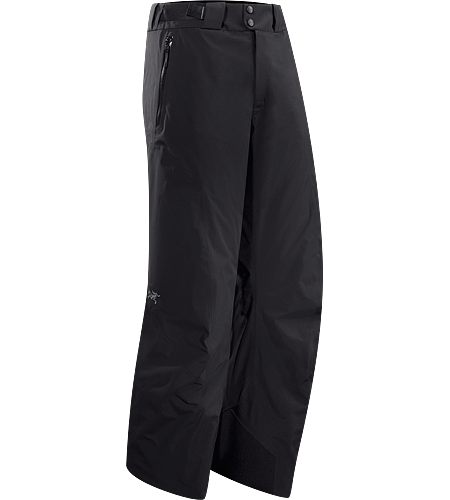 Mirrex Pant Men's Synthetically insulated waterproof pants have light insulation and low profile silhouette for versatility on colder days.