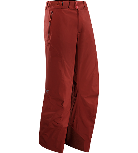 Mirrex Pant Men's Waterproof GORE-TEX® ski and snowboard pant with low profile Coreloft™ Compact synthetic insulation and a streamlined design for performance on cold days on piste.