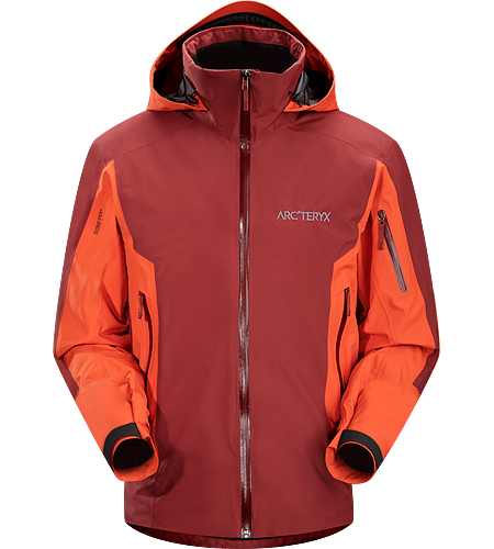 Modon Jacket Men's Relaxed fitting GORE-TEX® and Coreloft™ insulated waterproof jacket, designed for deep powder skiing and riding