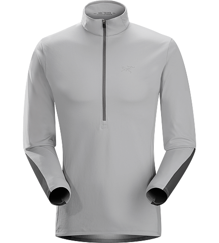 Morphic Zip Neck LS Men's Versatile alpine, ice, expedition and rock climbing Phasic™ AR-X zip neck wicks moisture and provides stretch performance to rock, ice and alpine climbers. Reinforced with Enduraflex™ in zones prone to abrasion.