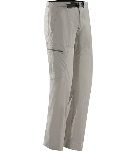 Palisade Pant Men's Breathable and durable pant constructed with quick-drying, comfort-stretch textiles.